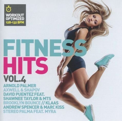 Audio CD »Various: Fitness Hits Vol.4«
