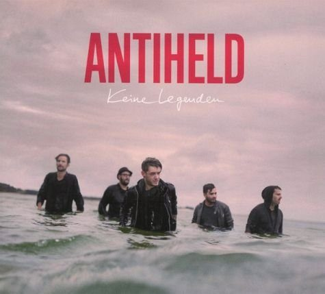 Audio CD »ANTIHELD: Keine Legenden«