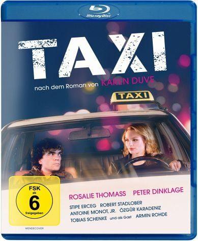 Blu-ray »Taxi - Nach dem Roman von Karen Duve«