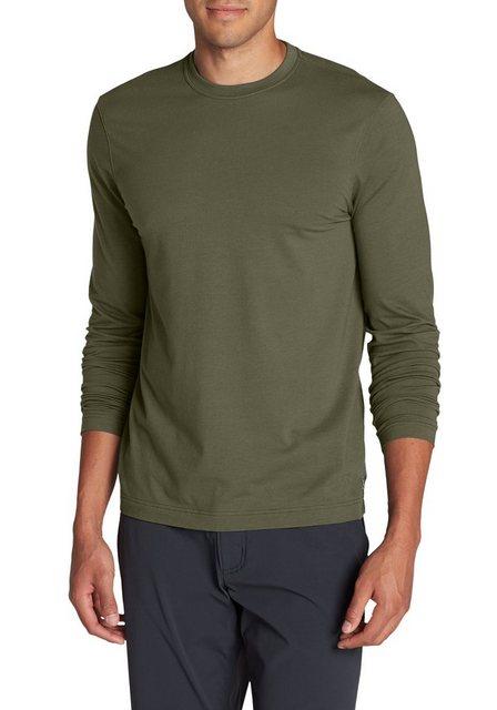 eddie bauer -  Langarmshirt Lookout T-Shirt - Langarm mit Rundhalsausschnitt