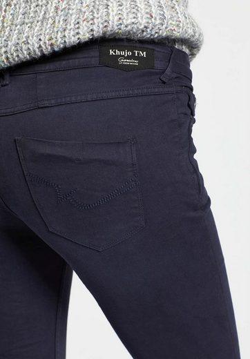 khujo 5-Pocket-Hose ALEXA, mit Stretch-Material