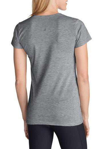 Eddie Bauer Resolution T-Shirt mit V-Ausschnitt - Uni