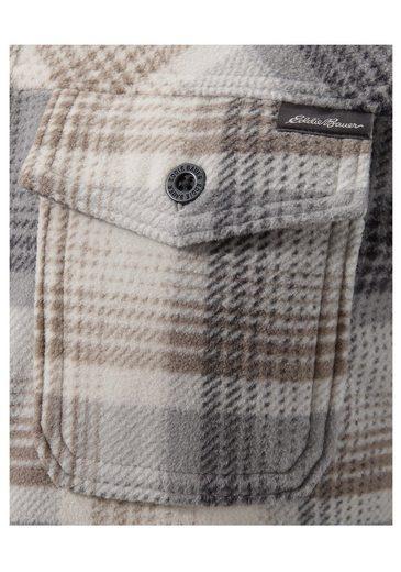Eddie Bauer Chutes Microfleece-Hemd