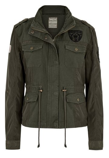 Goodyear Jacke im Military-Look BLY