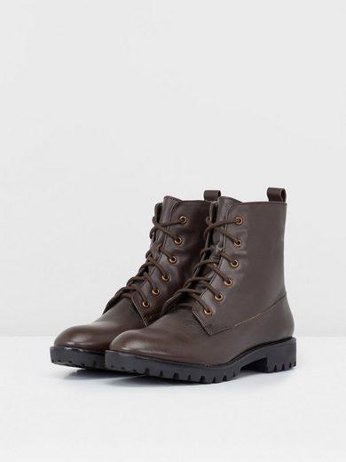 Bianco Warm Chunky Boots