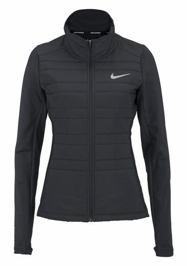 Nike Laufjacke WOMEN NIKE ESSENTIALS JACKET FILLED, mit Daumenlöchern