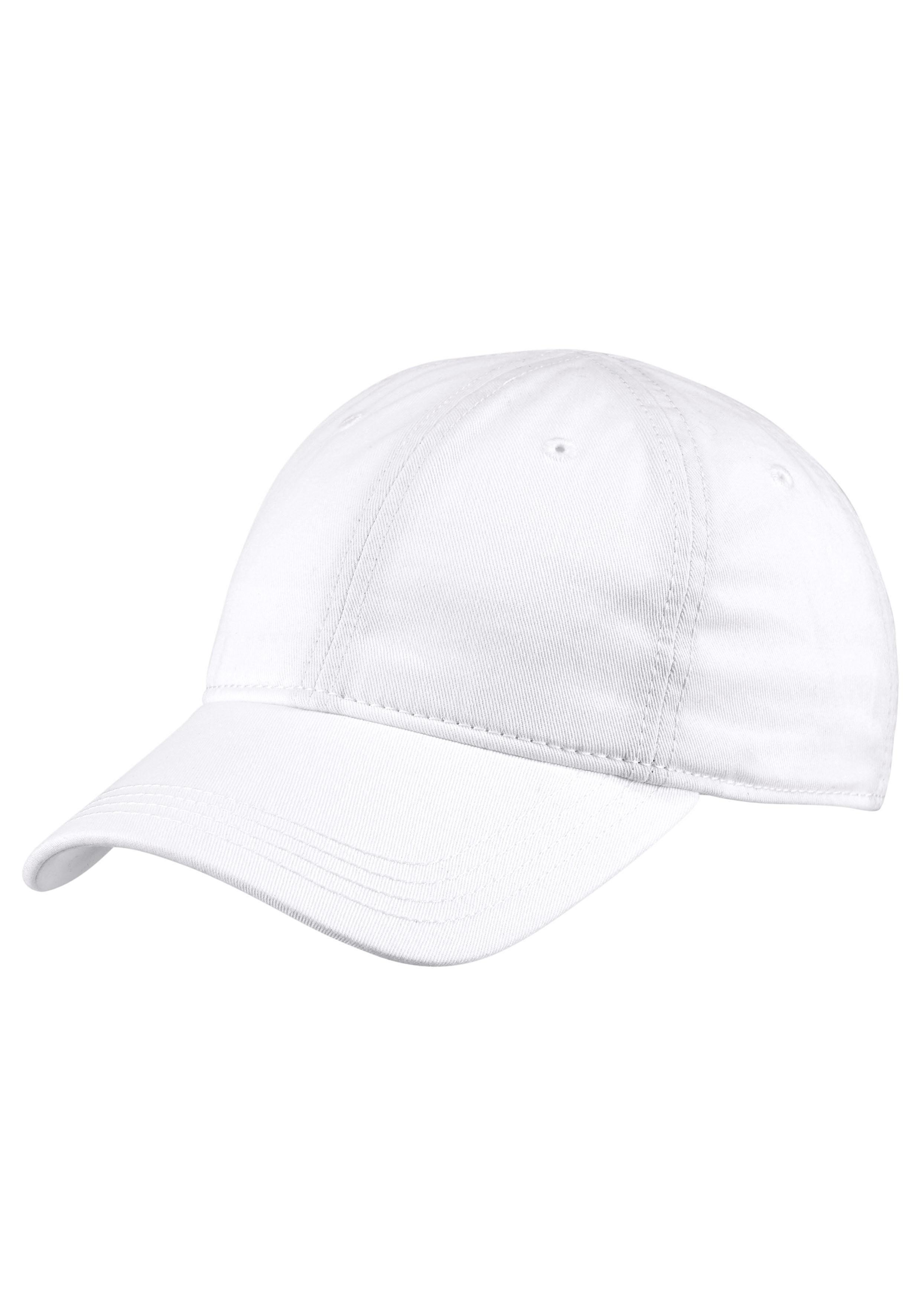 Lacoste Baseball Cap, mit Luftlöchern