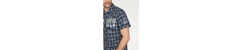 CAMP DAVID Kurzarmhemd Billig Verkaufen Hochwertige Manchester Zum Verkauf Rabatt Fabrikverkauf c9qG1