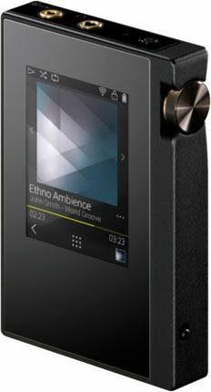 Onkyo DP-S1 Digital Audio Player (Hi-Res, Bluetooth, WLAN)