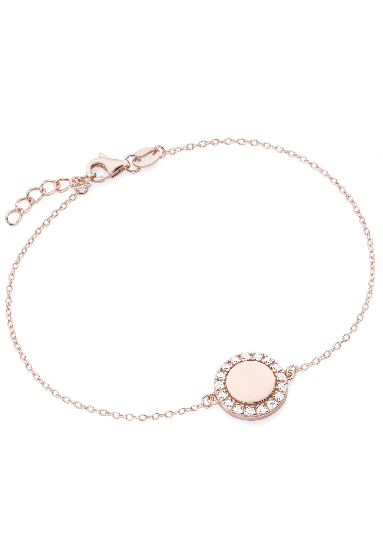 Firetti Armband mit Zirkonia