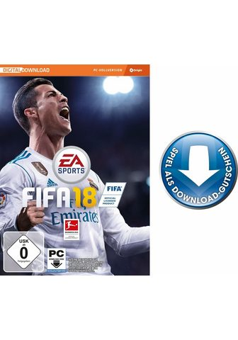 ELECTRONIC ARTS Fifa 18 (Code in the Box) PC