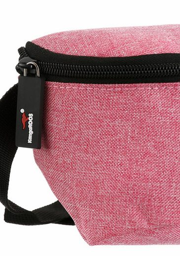 Kangaroos Belt Pouch, Zip-back Times With Practical