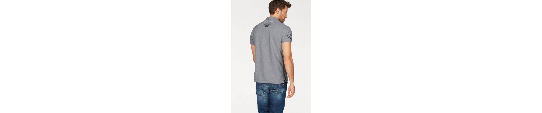 CAMP DAVID Poloshirt, hochwertige Piqué-Qualität