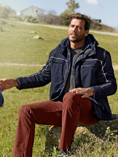 Men Plus by Happy Size Jacke wasserabweisend