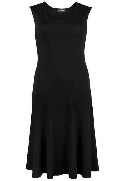 Doris Streich Jerseykleid »MIT KARREE-AUSSCHNITT« große Größen 03f52b5c50