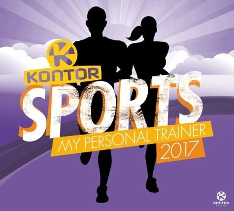 Audio CD »Various: Kontor Sports 2017«