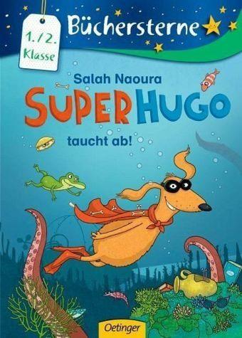 Gebundenes Buch »Superhugo taucht ab! / Superhugo Bd.4«