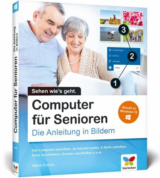 Broschiertes Buch »Computer für Senioren«