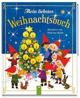 Gebundenes Buch »Mein liebstes Weihnachtsbuch«