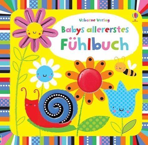 Gebundenes Buch »Babys allererstes Fühlbuch«