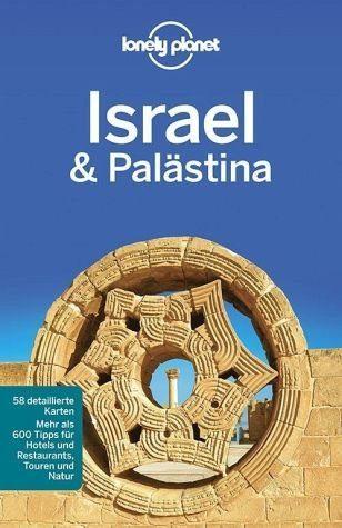 Broschiertes Buch »Lonely Planet Reiseführer Israel, Palästina«