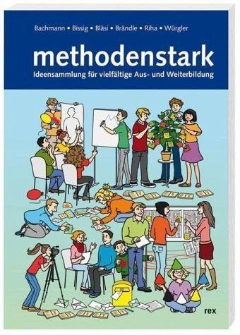 Broschiertes Buch »Methodenstark«