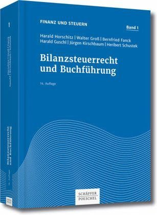 Gebundenes Buch »Bilanzsteuerrecht und Buchführung«