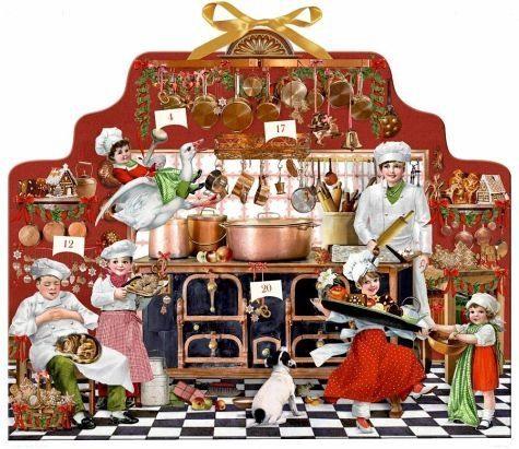 Kalender »Zettelkalender - Leckeres vom Küchenherd«