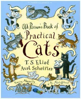 Gebundenes Buch »Old Possum's Book of Practical Cats«