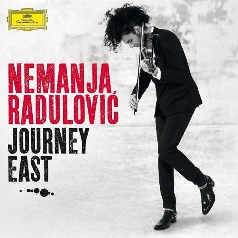 Audio CD »Nemanja Radulovic: Journey East«