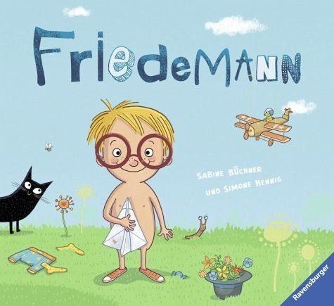 Gebundenes Buch »Friedemann«