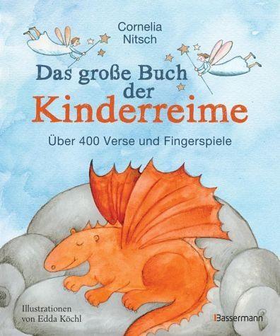 Gebundenes Buch »Das große Buch der Kinderreime«