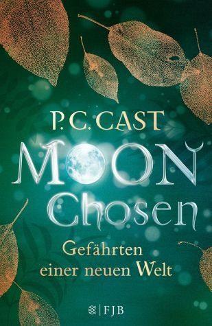 Gebundenes Buch »Moon Chosen / Gefährten einer neuen Welt Bd.1«