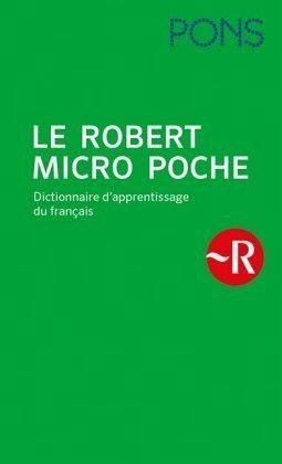 Broschiertes Buch »PONS Le Petit Robert Micro«