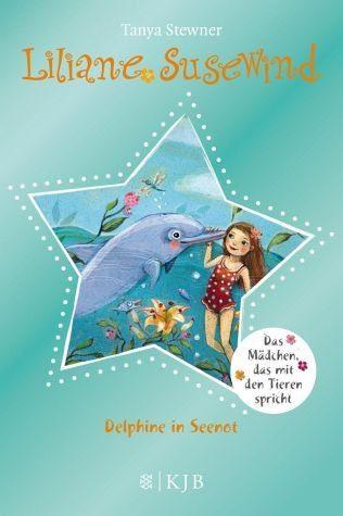 Gebundenes Buch »Delphine in Seenot / Liliane Susewind Bd.3«