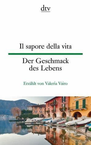 Broschiertes Buch »Il sapore della vita Der Geschmack des Lebens«