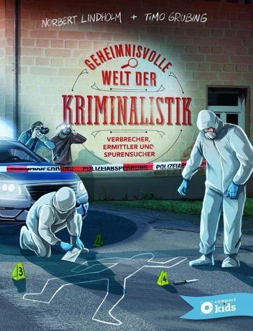 Gebundenes Buch »Geheimnisvolle Welt der Kriminalistik«
