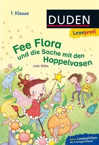 Gebundenes Buch »Leseprofi - Fee Flora und die Sache mit den...«