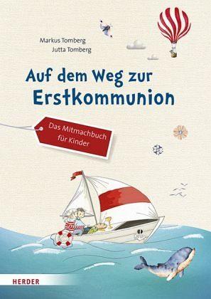 Broschiertes Buch »Auf dem Weg zur Erstkommunion«