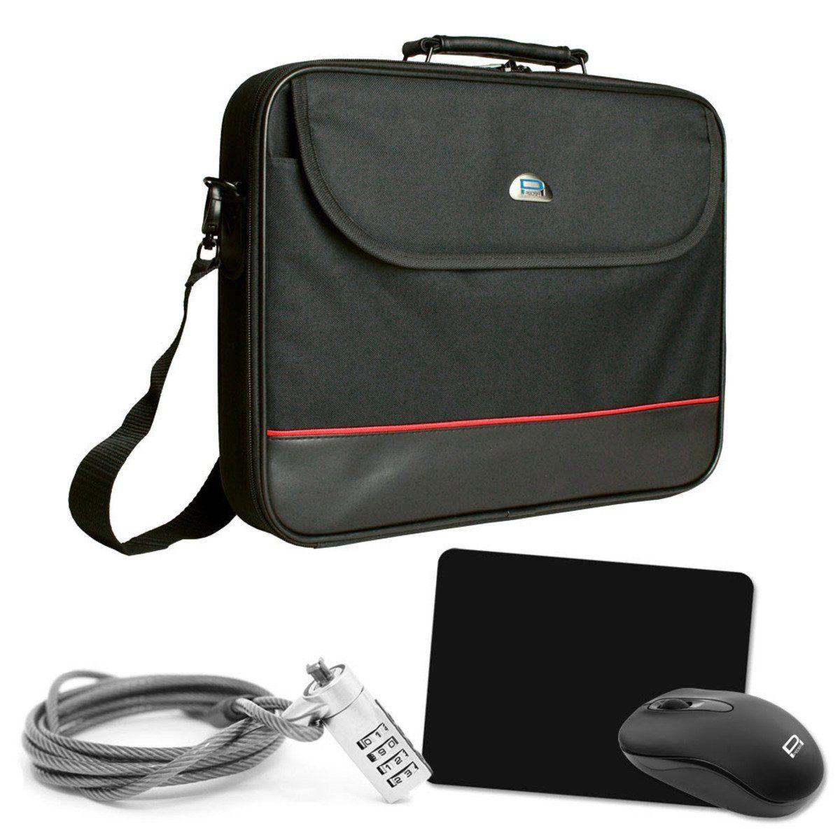 PEDEA PC-Zubehör »Notebook-Tasche Starter Kit 51cm (20,1 Zoll)«
