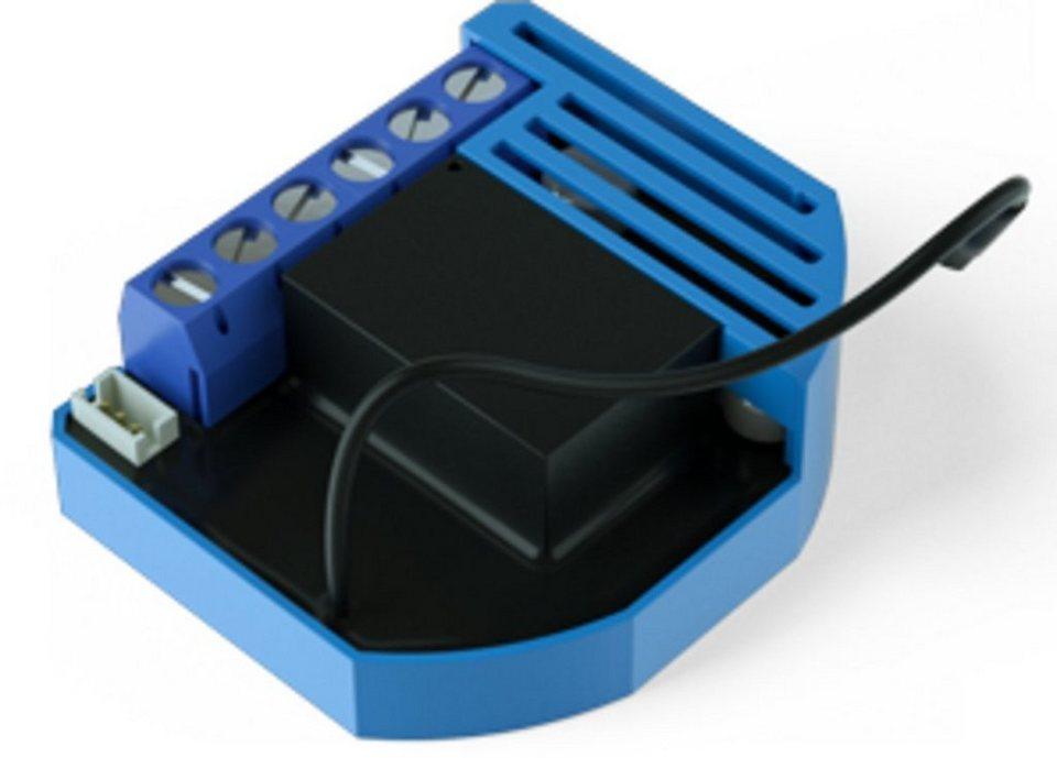 z wave smart home zubeh r relais unterputzeinsatz 1 2 3. Black Bedroom Furniture Sets. Home Design Ideas