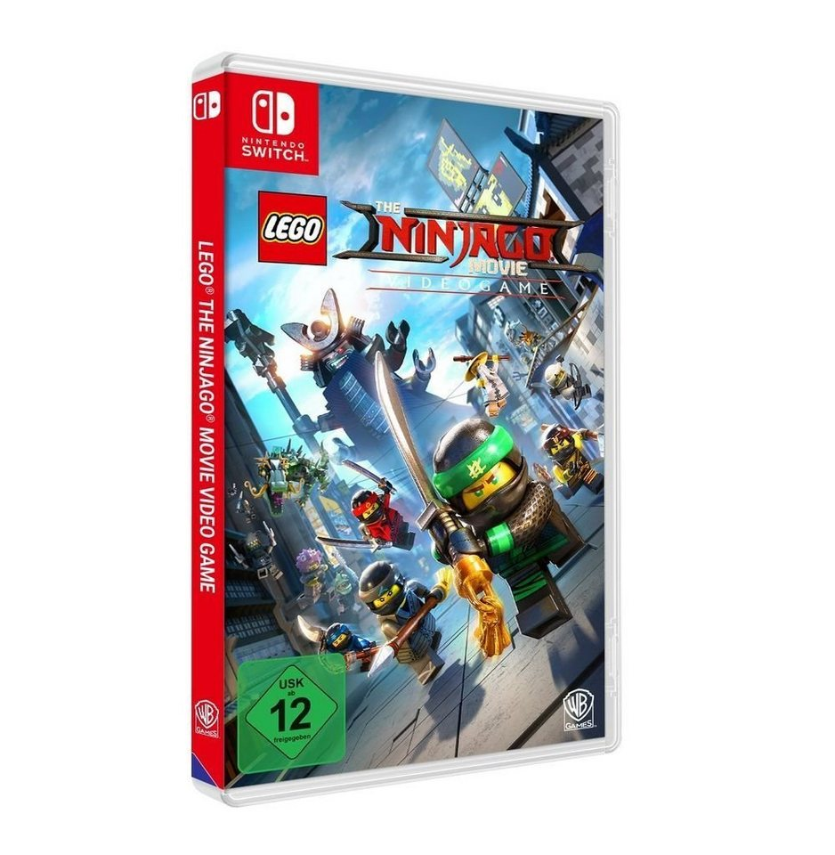 Warner games nintendo switch spiel the lego ninjago - Ninjago lego jeux gratuit ...