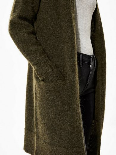 Selected Femme Mohairmix- Strick-cardigan