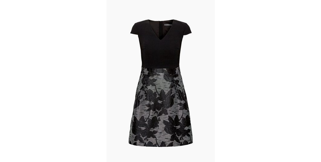 ESPRIT COLLECTION Kleid mit edlem Jacquard-Rock Rabatt-Shop Steckdose Footaction Spielraum-Shop I2gXnsd