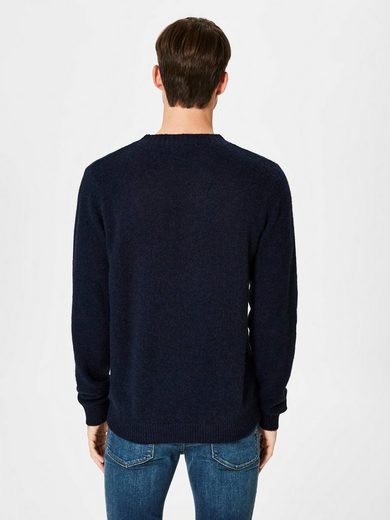 Selected Homme Crew-Neck- Strickpullover