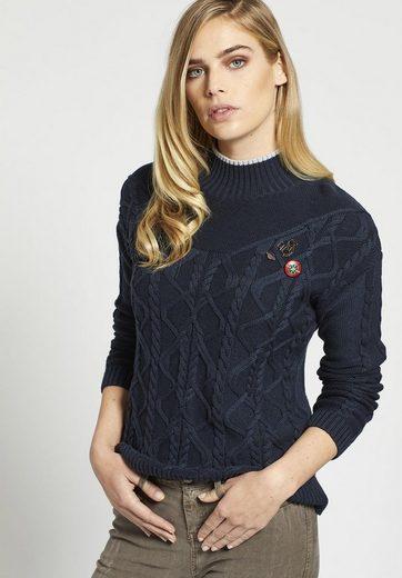 Khujo Knitted Sweaters Smera, With Knitting Pattern-mix
