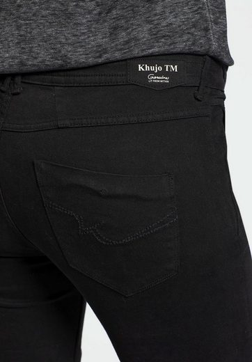 khujo 5-Pocket-Hose ALEXA, mit Stretch-Material