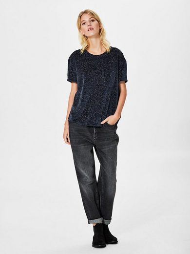 Selected Femme Frottee- T-Shirt