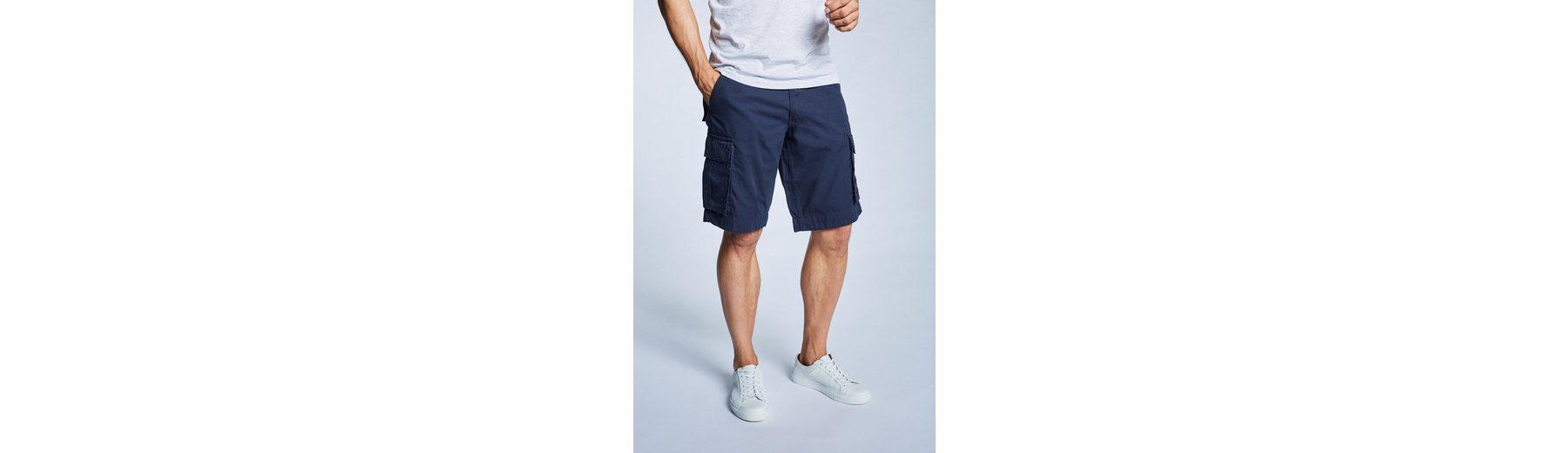 OKLAHOMA Jeans Canvas Bermuda A707-NY