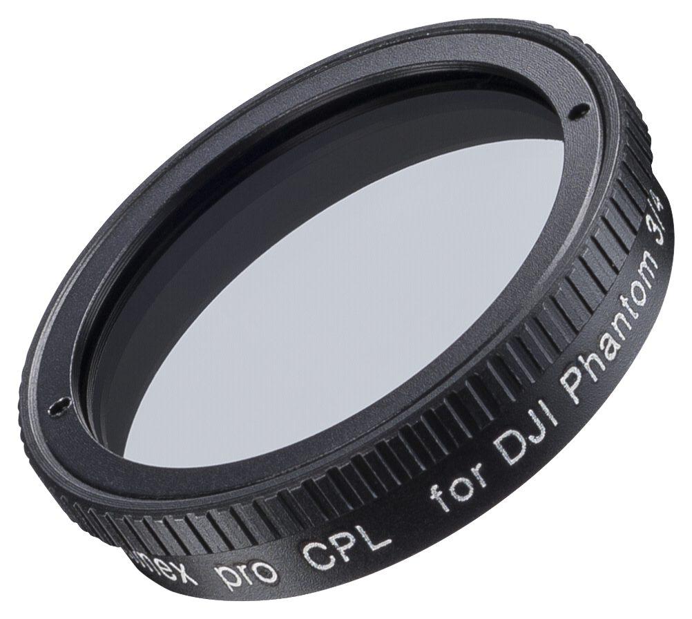 walimex Zubehör Drohnen »Pro Filter CPL für DJI Phantom 3 / 4«